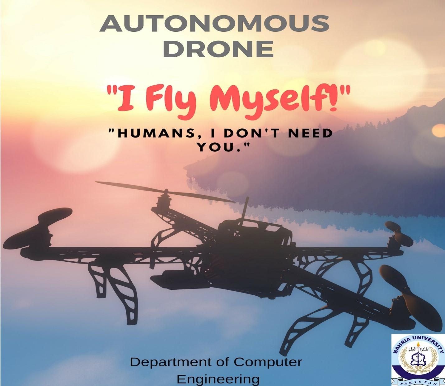 Final Year Project – Autonomous Drone – Consuldents